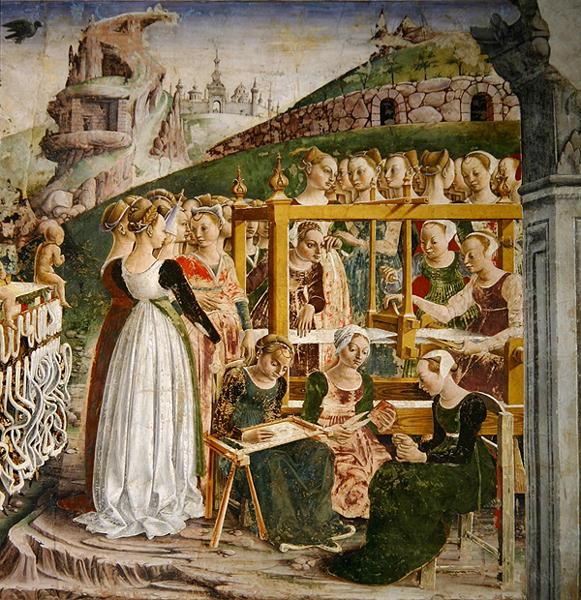 Del Cossa painting