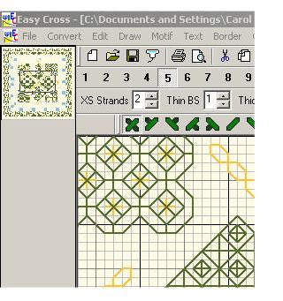 cross stitch software and pictures