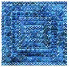 infinito needlepoint-padrão (27K)