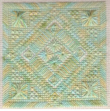 simetria needlepoint-padrão (16K)