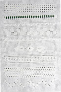 whitework sampler