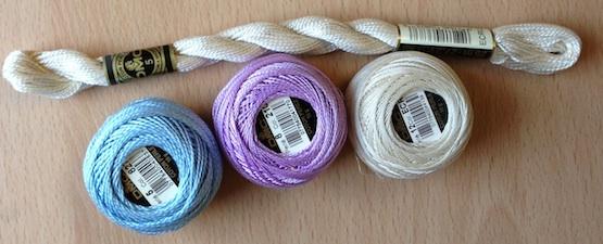 hardanger threads