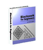 Blackwork for beginners book