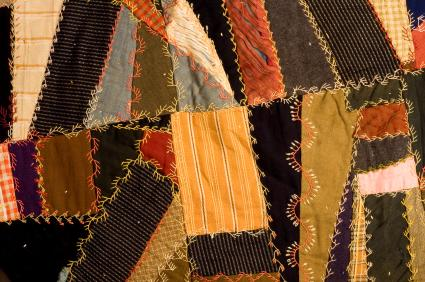 Crazy quilt embroidery - unleash your creativity : history of crazy quilts - Adamdwight.com