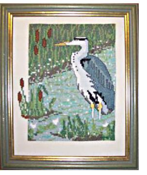 what do you need for framing cross stitch