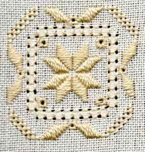 simple free hardanger patterns for you to download at https://www.needlework-tips-and-techniques.com