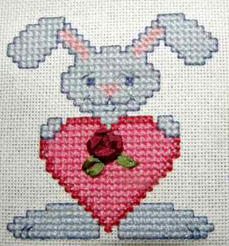 Counted Cross Stitch - using linen and evenweave fabrics