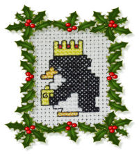 free christmas cross stitch chart - Free Christmas Cross Stitch Patterns