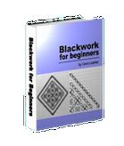 Blackwork for beginners book
