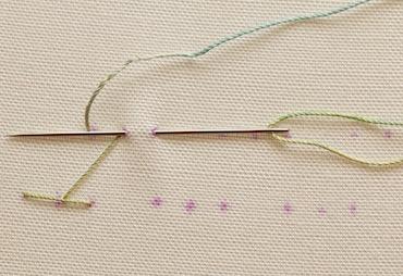 step 3 sewing method
