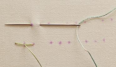 step 2 sewing method